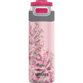 Kambukka Elton Insulated Bottle 500ml, monstera leaves